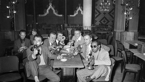 """Épisode 1 : Boris Vian, du jazz à l'opéra : le jazz """"une passion dévorante"""""""