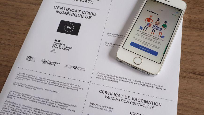 Covid-19 : on a testé pour vous l'application du pass sanitaire à Auxerre