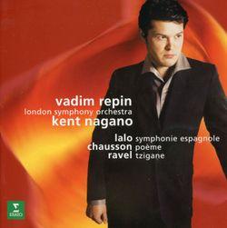 Symphonie espagnole pour violon en ré min op 21 : 5. Rondo- Allegro - VADIM REPIN
