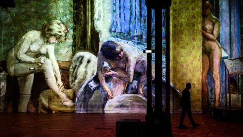 """Yannick Haenel : """"J'aime Bonnard parce que c'est un faune tranquille, c'est un obsédé doux"""""""