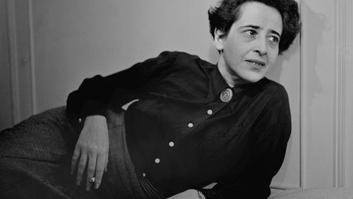 """Épisode 8 : 1963 : Hannah Arendt, """"Eichmann à Jérusalem"""""""