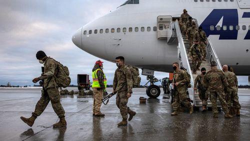 La retraite d'Afghanistan