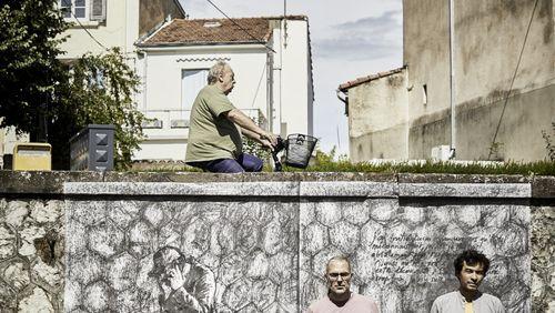 A Valence, une réalité parallèle se dessine dans les rues de la ville