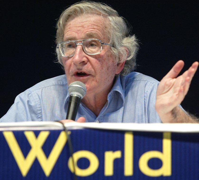 Dénoncer, pour éclairer quoi ? - Ép. 4/5 - Avoir raison avec... Noam Chomsky