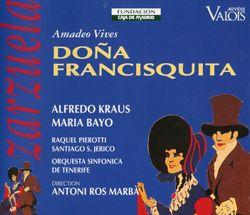 Doña Francisquita : Ese es mi hombre (Acte I Sc 13) Francisquita Fernando Cardona - MARIA BAYO