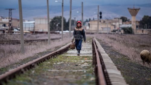 Épisode 5 : Mer de l'enfance : Salim Barakat