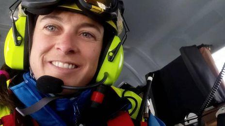 Hommes-Femmes, même combat : Marion Poitevin, première femme CRS et guide de haute montagne