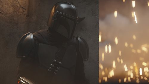 The Mandalorian, une série dans l'univers de Star Wars