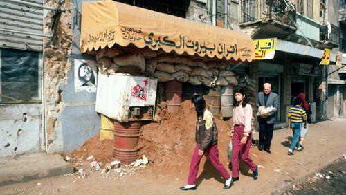 Épisode 2 : Histoires d'amour au Liban