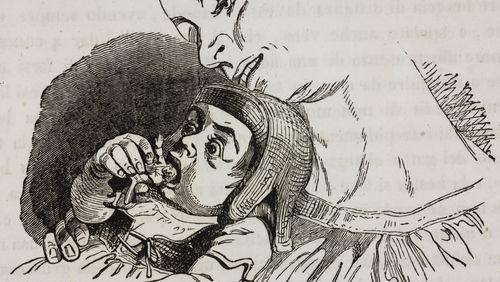 L'humour noir de Jonathan Swift