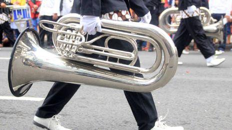 Landes festives : bandas et harmonies, peñas musicales et fanfares