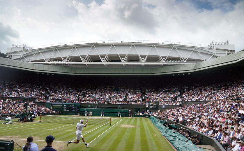 Le cœur du tennis bat à Wimbledon