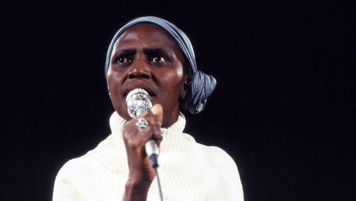 Miriam Makeba, voix de l'Afrique