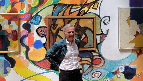 François Boucq encadre les Beaux-Arts