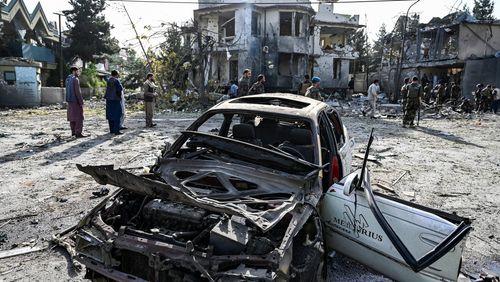Afghanistan : un attentat à Kaboul fait au moins quatre morts et 20 blessés