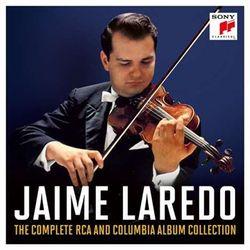 Sonate pour violon et piano n°1 en si min BWV 1014 : 1. Adagio - JAIME LAREDO