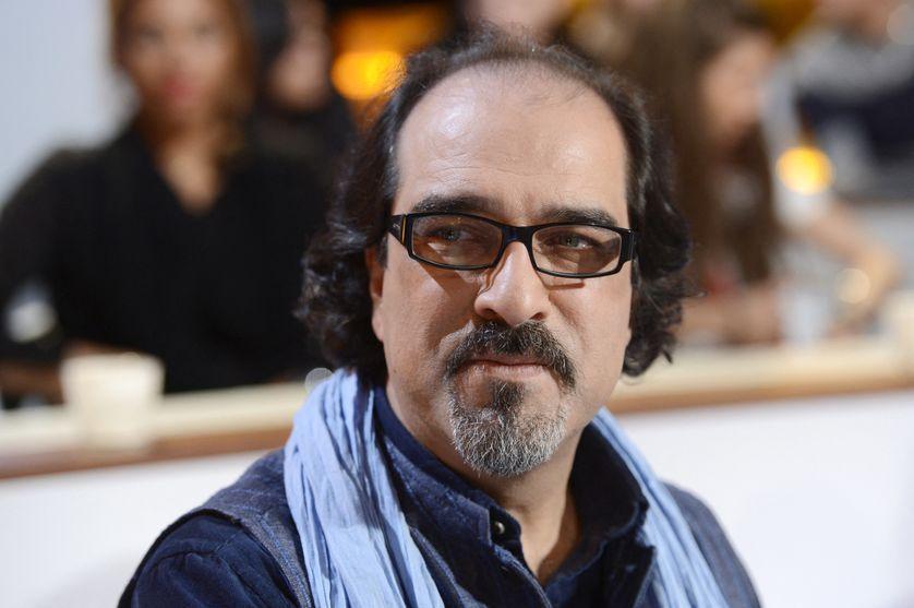 L'écrivain et réalisateur franco-afghan Atiq Rahimi, le 31 janvier 2012