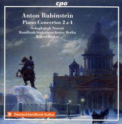 Concerto pour piano n°4 en ré min op 70 : 1. Moderato assai - SCHAGHAJEGH NOSRATI