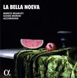 La bella noeva - arrangement pour ténor et ensemble instrumental - MARCO BEASLEY