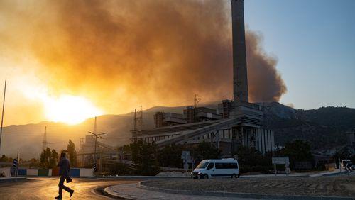 Le sud de la Turquie ravagé par des incendies