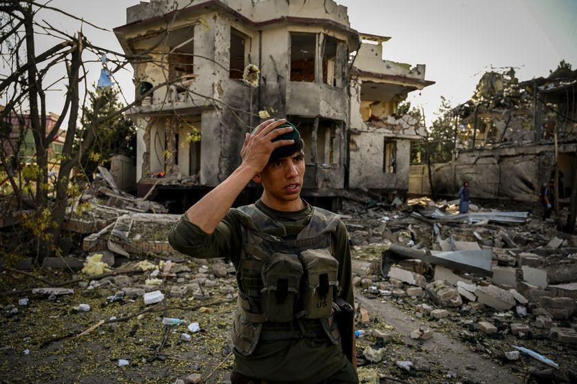 Afghanistan : une attaque suicide menée en plein cœur de Kaboul