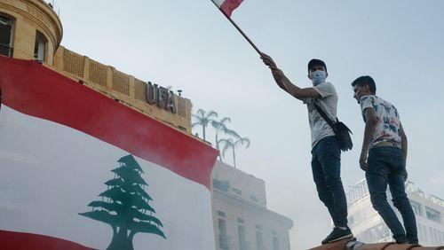 Un an après l'explosion du port de Beyrouth, le Liban commémore la tragédie
