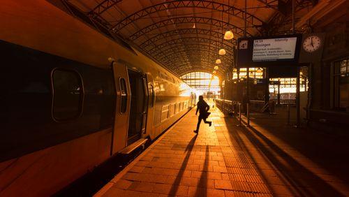 Le monde à portée de train