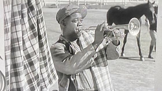 Un été avec Louis Armstrong