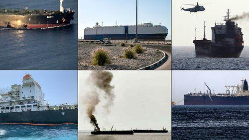 Les tensions reprennent entre Israël et l'Iran suite à l'attaque en mer d'Oman