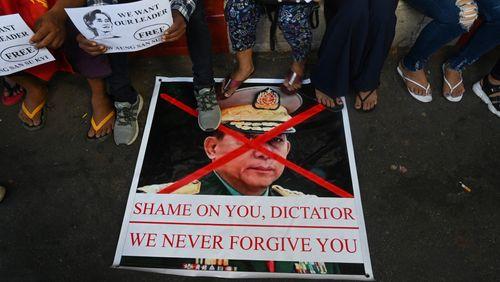 Birmanie : vague promesse d'élections démocratiques... d'ici 2023