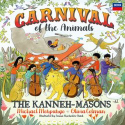 Carnival of the Animals : Finale - pour ensemble instrumental - ISATA KANNEH-MASON