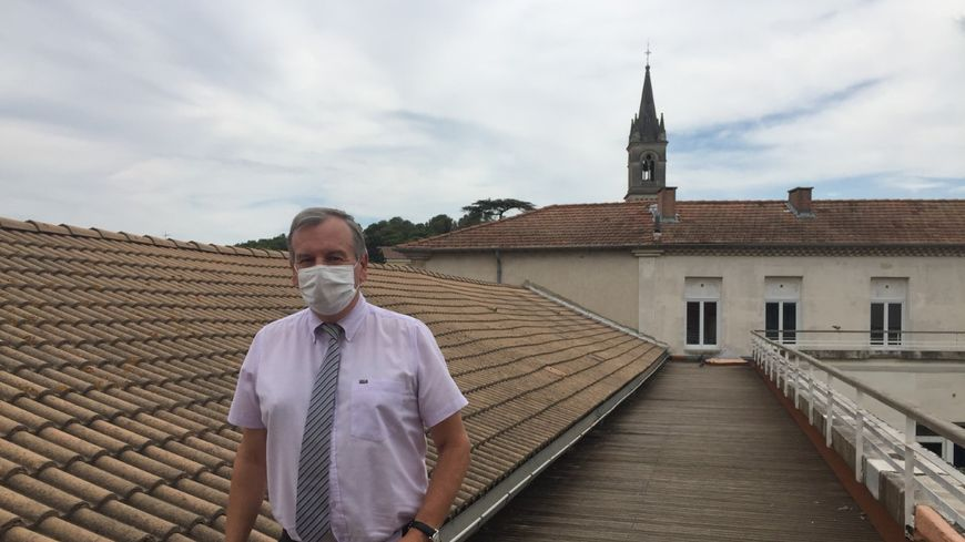 Le directeur du centre hospitalier psychiatrique de Montfavet, Jean-Pierre Staebler, a déjà prévu un dispositif de contrôle du pass sanitaire.