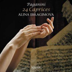 Caprice pour violon en Mi Maj op 1 n°1. Andante - ALINA IBRAGIMOVA