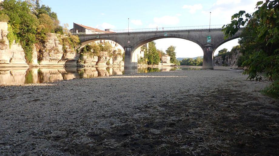 ardèche sud rivière préfecture