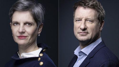 Yannick Jadot et Sandrine Rousseau qualifiés pour le second tour de la primaire écologiste
