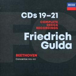 Concerto pour piano n°2 en Si bémol Maj op 19 : 1. Allegro con brio - FRIEDRICH GULDA