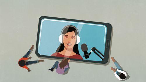 Youtubeurs, podcasteurs : nos relations parasociales avec ces amis qui nous ignorent