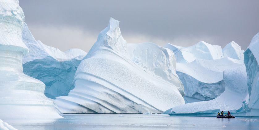 Pourquoi la pluie tombée au sommet du Groenland marque un nouveau tournant du réchauffement climatique ?