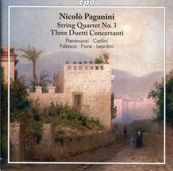 Quatuor à cordes n°3 en la min MS 20 : 1. Largo - Allegro - GABRIELE PIERANUNZI