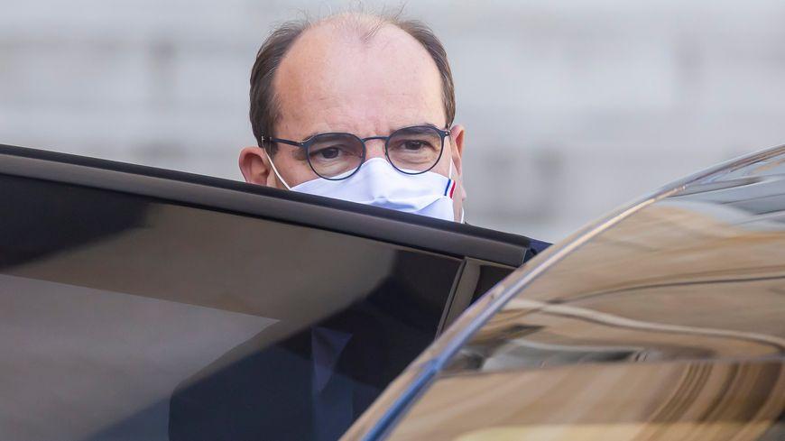 Le premier ministre Jean Castex en déplacement dans le Tarn pour l'autoroute Toulouse-Castres