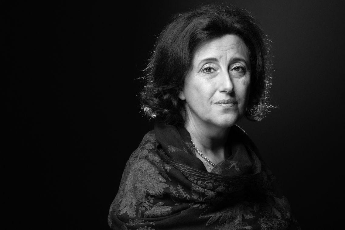 Francesca Gee en septembre 2021