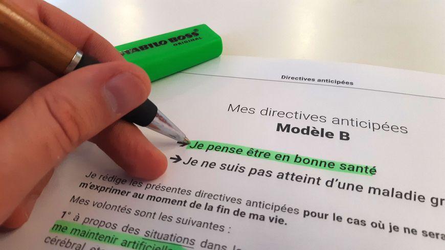L'euthanasie n'est pas autorisée en France. Seule possibilité : rédiger des directives anticipées, qui prévoit notamment le maintien en vie artificiel ou non (illustration)