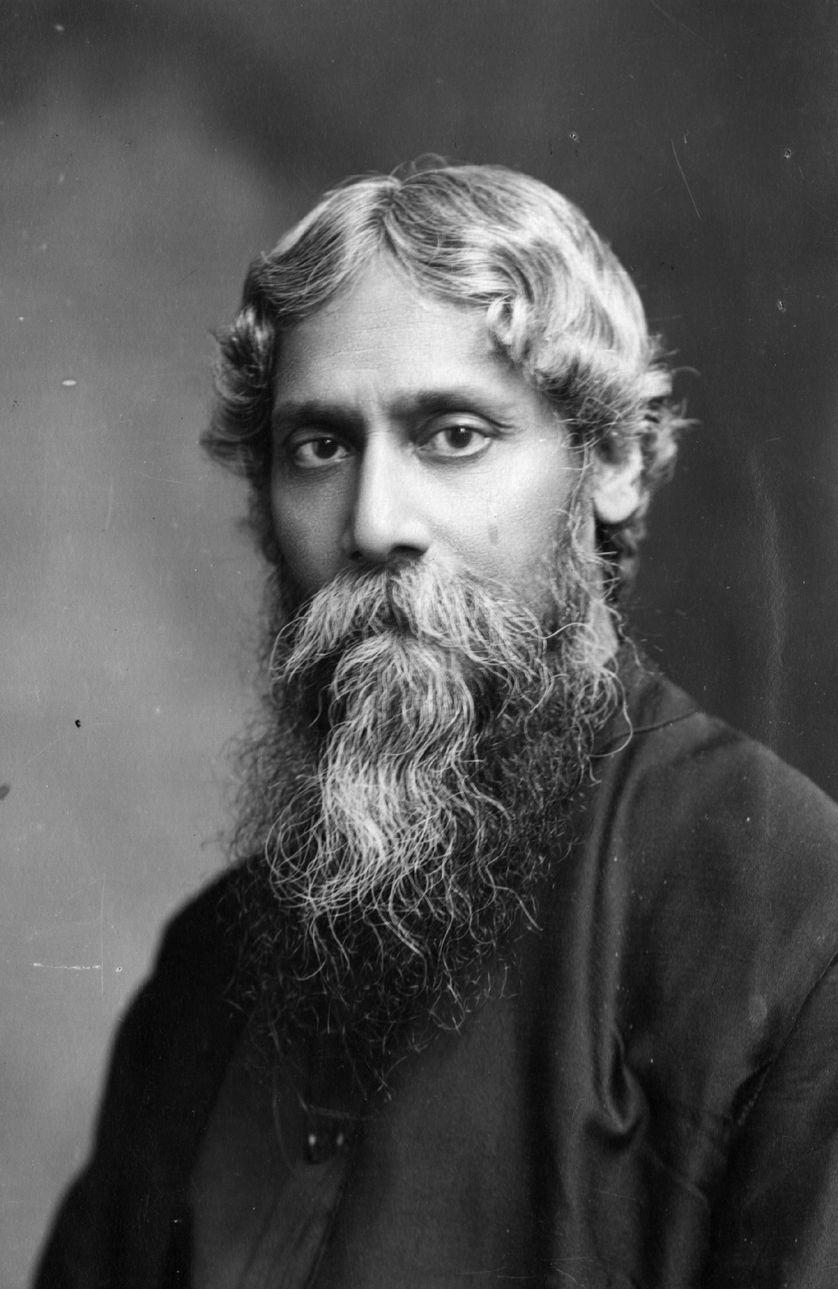 Qui était Rabindranath Tagore ?