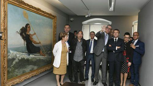 Henri Loyrette, une vision des musées 5/5 : Une vie de recherche