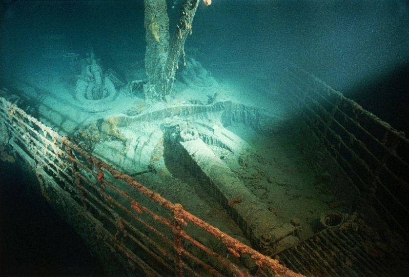 Le naufrage le plus célèbre de l'histoire des océans