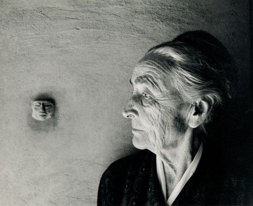 Georgia O'Keeffe : fleur de New York, fleur du désert