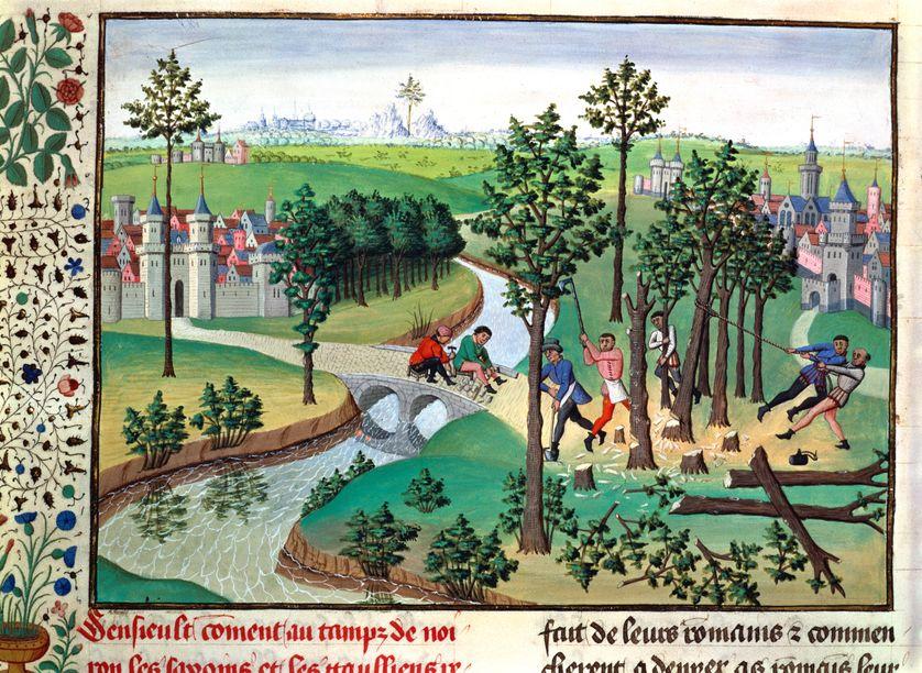 Le Moyen Âge était-il écolo ? - Ép. 1/4 - Histoire de l'écologie politique