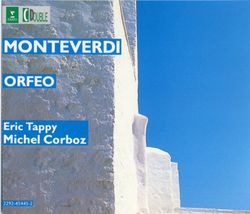 Orfeo : Ecco pur ch'a voi ritorno (Acte II) Orphée les bergers et choeur - VINCENT GIROD