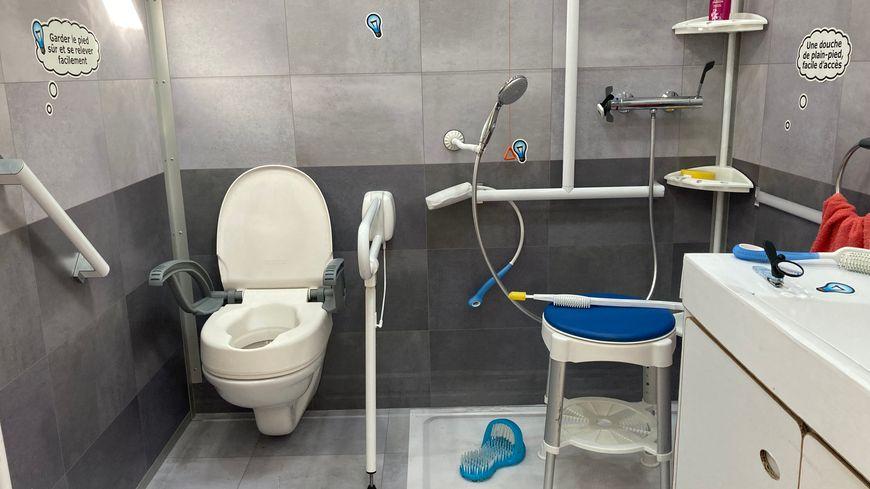 """""""Ma maison AVenir"""" propose des installations pour limiter les risques de chutes des personnes âgées à leur domicile"""