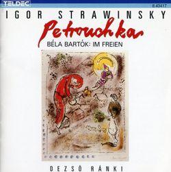 3 Mouvements de Petrouchka : 3. La semaine grasse - pour piano - DEZSO RANKI